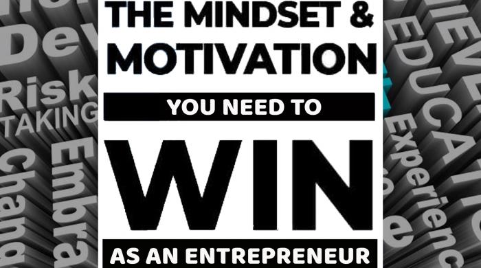 entrepreneuer mindset ad copy